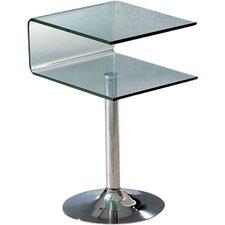 Malia Modern End Table by Orren Ellis
