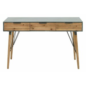Wood and Metal Console Table by Cole & Grey