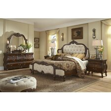 Lavelle Panel Customizable Bedroom Set by Michael Amini (AICO)