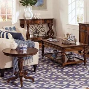 British Heritage 3 Piece Coffee Table Set by A.R.T.