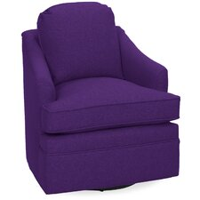Quinn Swivel Lounge Chair by Tory Furniture