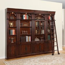 Wakefield 95 Oversized Set Bookcase by Astoria Grand