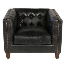 Carnegie Aristocrat Club Chair by Joseph Allen