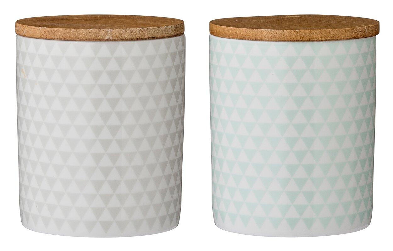 ceramic canister set larida us