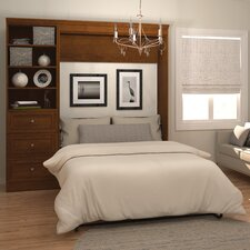 Acevedo Full/Double Wood Murphy Bed by Latitude Run