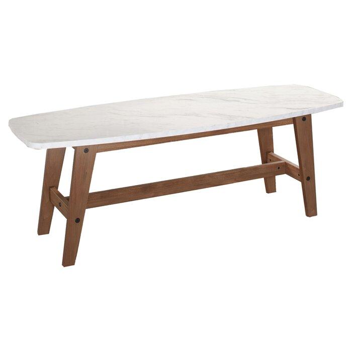 varick gallery pryer coffee table & reviews   wayfair
