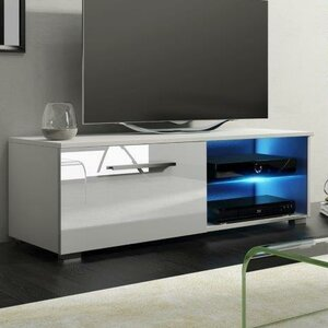 Tenus Single TV Stand for TVs up to 50""