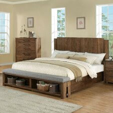 Colton Panel Bed by Loon Peak