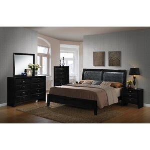 Blemerey Platform 6 Piece Bedroom Set