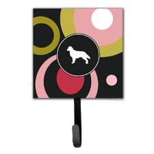 Flat Coated Retriever Leash Holder and Wall Hook by Caroline's Treasures