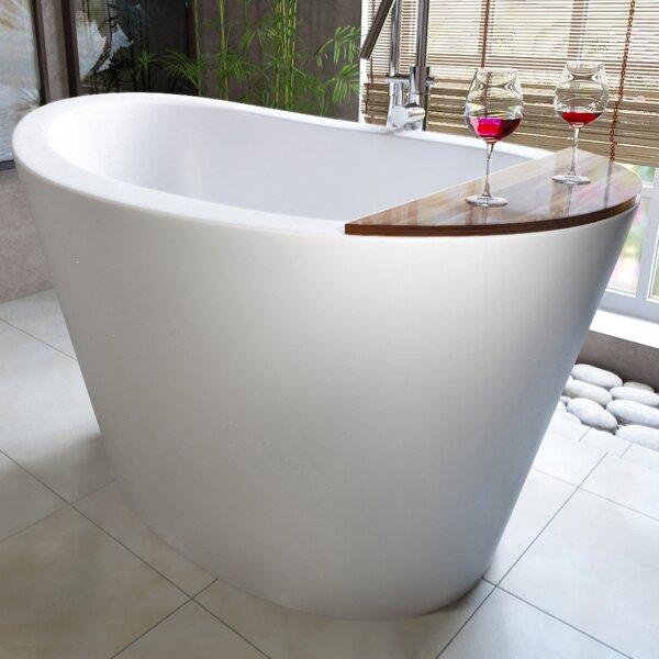 Aquatica True Ofuro 5150 x 3625 Japanese Soaking Tub Wayfair
