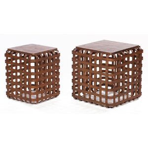 2 Piece End Tables by Melrose International