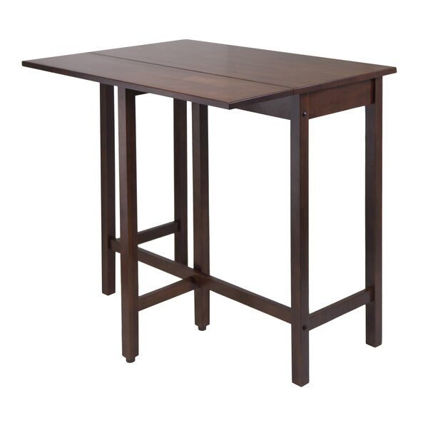 Red Barrel Studio Bettencourt Counter Height Extendable Dining Table U0026  Reviews | Wayfair