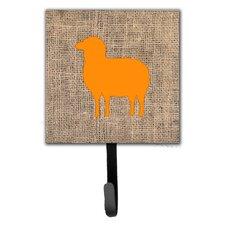 Sheep Wall Hook by Caroline's Treasures