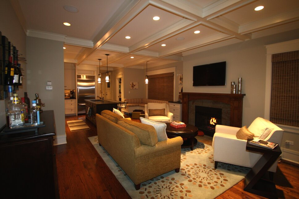 Modern & Contemporary Living Room Design