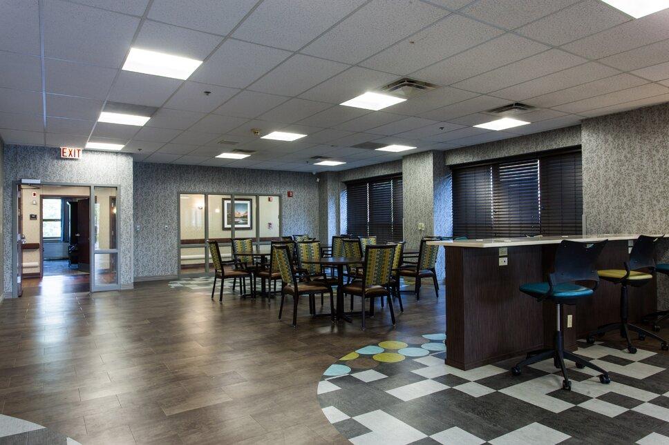 International Village Nursing are Rehab Modern & Contemporary Commercial Design