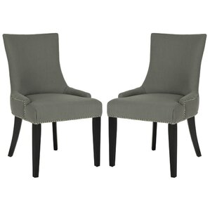 grey kitchen & dining chairs you'll love   wayfair