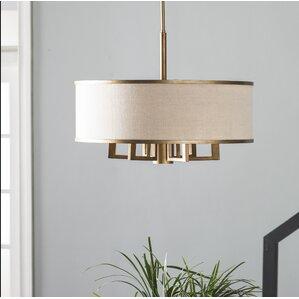 Cana 7 Light LED Drum Chandelier
