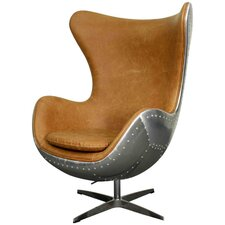 Axis Swivel Rocker Lounge Chair by New Pacific Direct