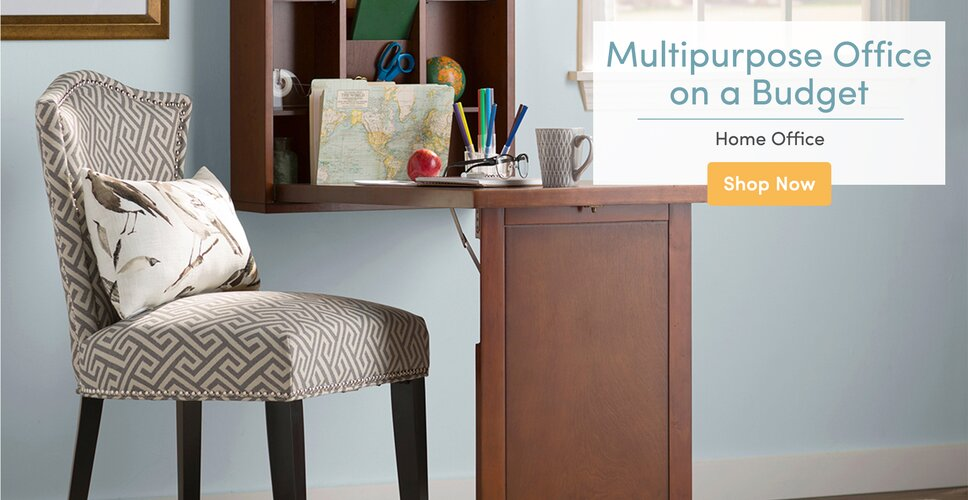 Super Home Office Youll Love Wayfair Largest Home Design Picture Inspirations Pitcheantrous