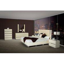 Jabari 6 Drawer Dresser with 2 Nightstands by Wade Logan