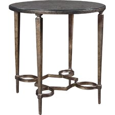 Rollegem Metal End Table by House of Hampton