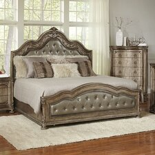 Liola Upholstered Panel Bed by Astoria Grand
