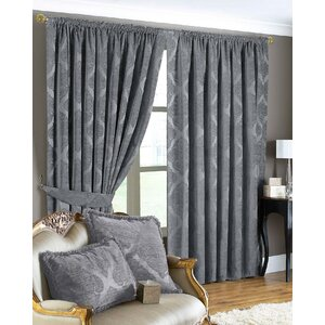 winchester curtain panels set of 2