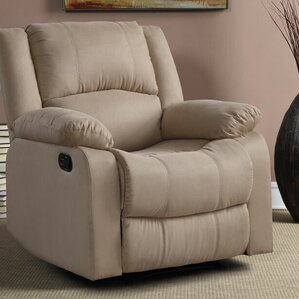 modern & contemporary recliners you'll love | wayfair