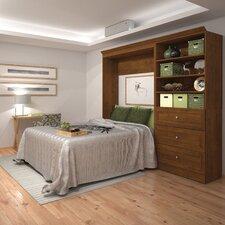 Acevedo Full/Double Storage Murphy Bed by Latitude Run