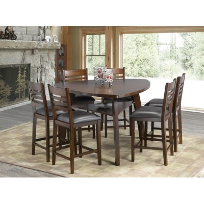 Triangle Dining Table With Benches Wayfairca - Triangle dining table set