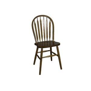 Acadian Arrow Back Windsor Side Chair (Set of 2) by Alcott Hill