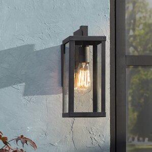 Outdoor Wall Lighting You Ll Love Wayfair