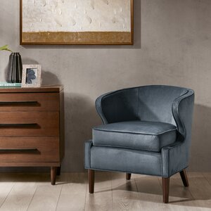 Butler Barrel Chair by Willa Arlo Interiors