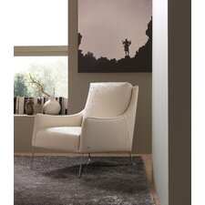 Vanessa Leather Armchair by Natuzzi Editions