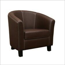 Calla Barrel Chair by Latitude Run