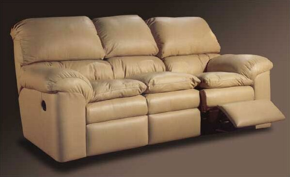 Omnia Leather Catera Leather Reclining Sofa U0026 Reviews | Wayfair