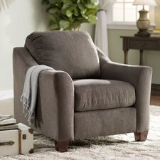 Simmons Upholstery Olivia Armchair by Darby Home Co