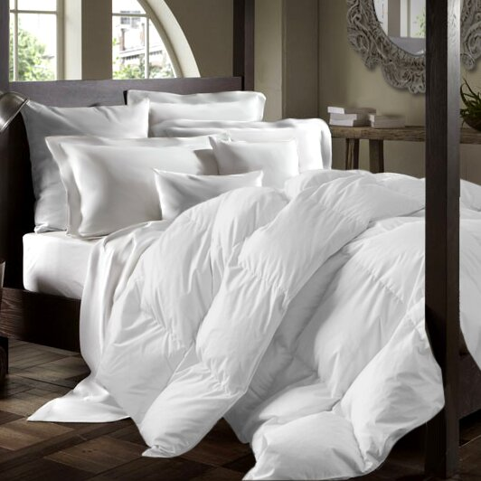 King Size Down Comforter. King Size Down Comforters By Downlite ... : king size down quilt - Adamdwight.com
