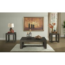 Star Occasional 3 Piece Coffee Table Set by Brayden Studio