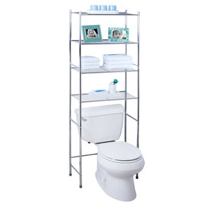 Good Over The Toilet Storage Cabinets | Wayfair