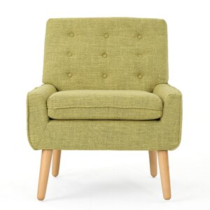 Overby Fabric Club Chair by George Oliver