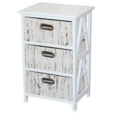 3 Drawer Cabinet by Vintiquewise