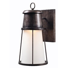 Ogan 1-Light Outdoor Wall Lantern