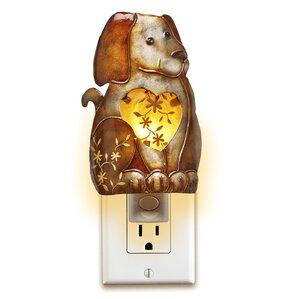 Decor Dog Night Light