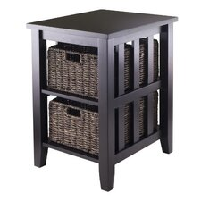 Morris End Table by Luxury Home