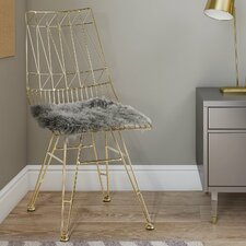 Stijn Steel Parsons Chair (Set of 2) by Willa Arlo Interiors