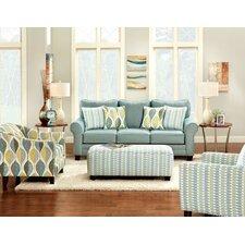 Azula I Upholstered Armchair by Hokku Designs