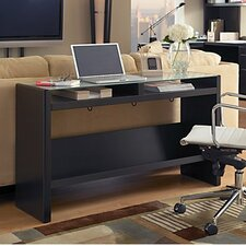 New York Skyline Laptop Console Table by Kathy Ireland Office by Bush