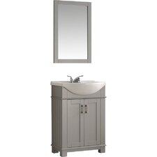 """Cambria 24"""" Single Bathroom Vanity Set"""